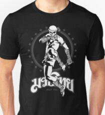 muay thai skull thailand martial art sport power kick impact Unisex T-Shirt