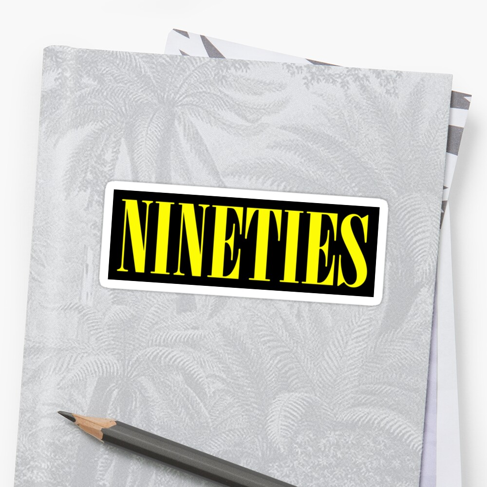 NINETIES by boombapbeatnik