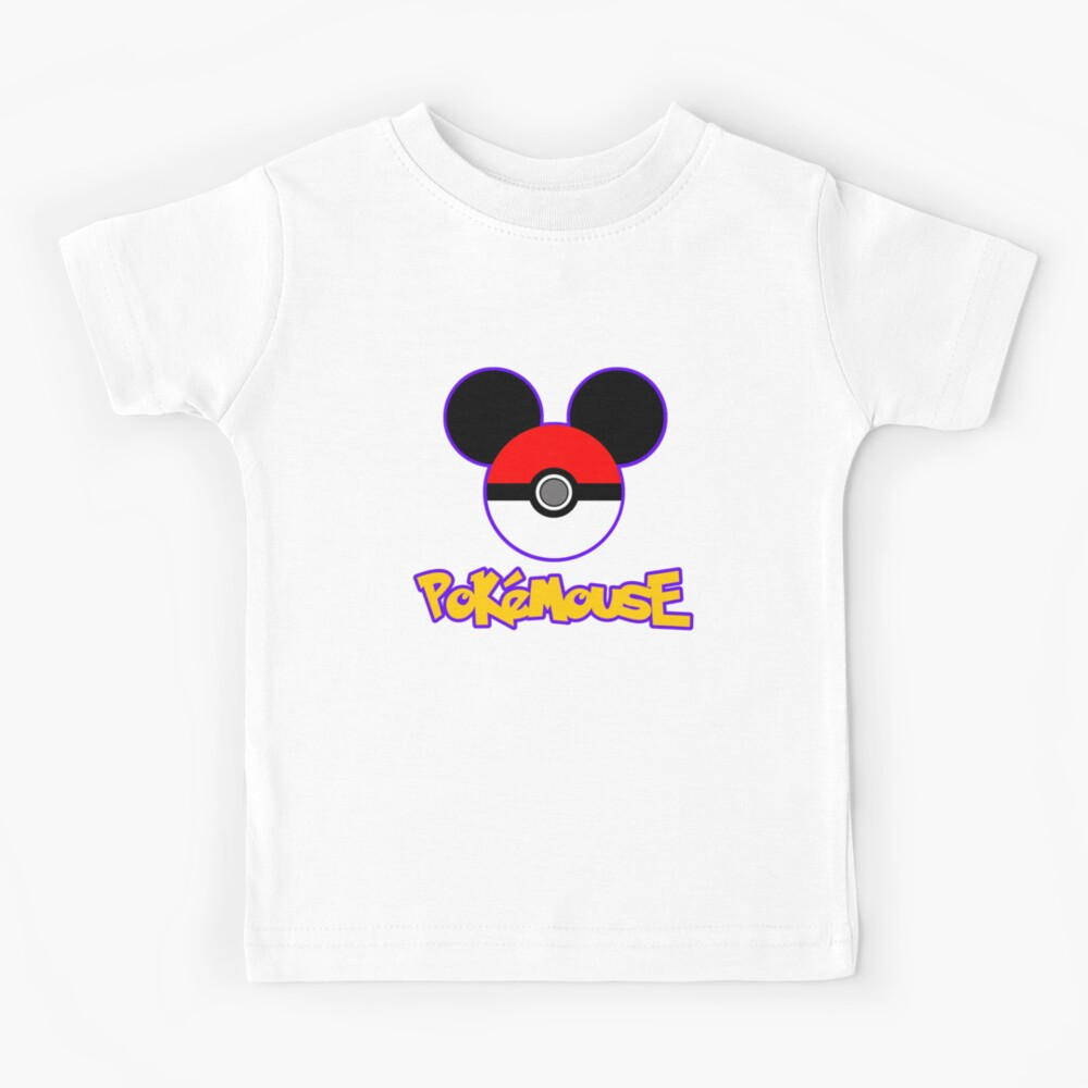 PokeMouse Kids T-Shirt
