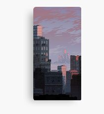 60K Canvas Print