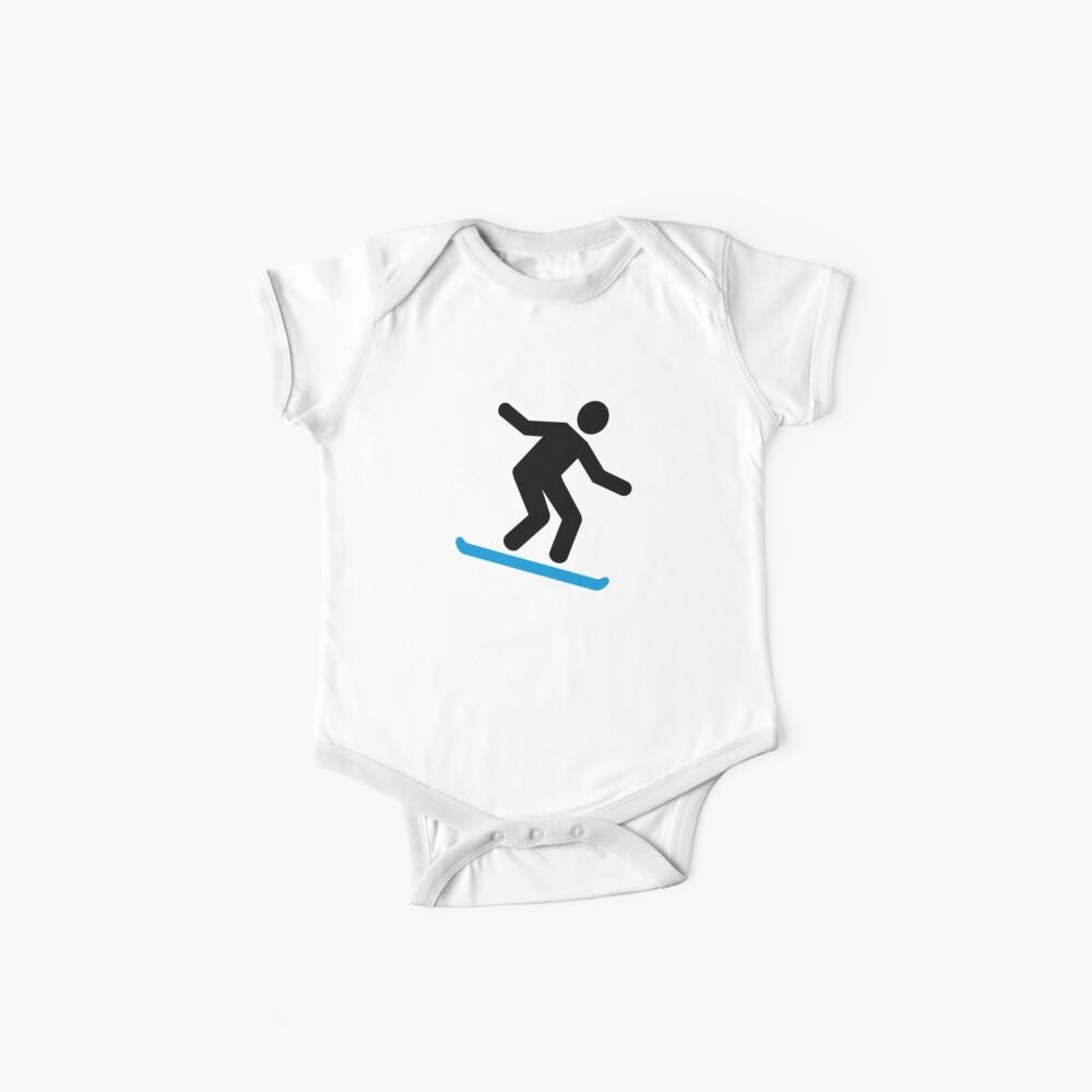 Snowboard alpino Body para bebé
