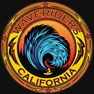 WAVERIDERS CALIFORNIA by Larry Butterworth