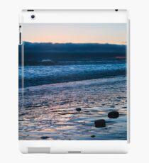 New MoonStone Beach, Cambria, CA iPad Case/Skin