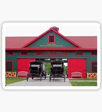 Grand Carriages I Sticker