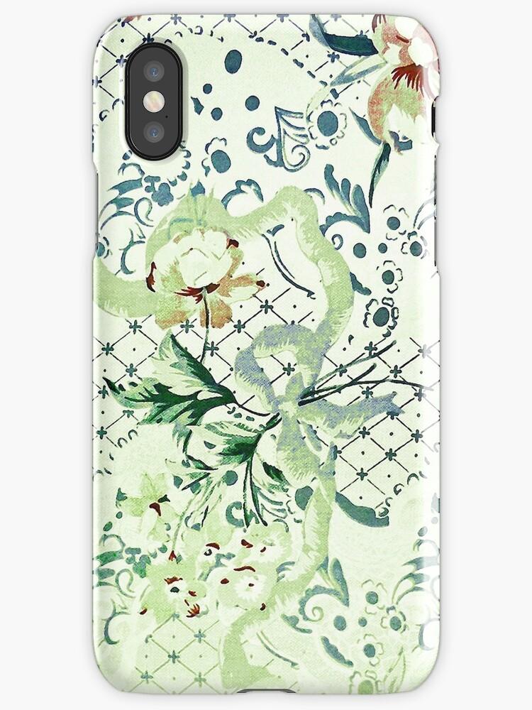 Floral Decorative  by DFLC Prints