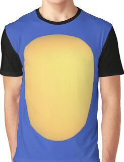 Sonic the Hedgehog Costume Shirt Graphic T-Shirt
