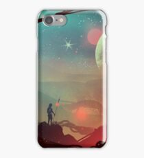 Moonlight in 1986 iPhone Case/Skin