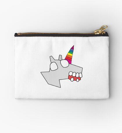 zombie unicorn Studio Pouch