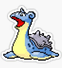 Lapras Sticker Sticker