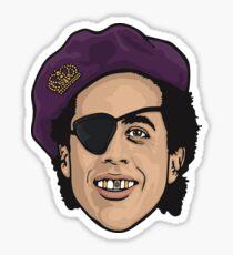 Slick Seinfeld Sticker