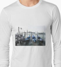 Gondolas  Long Sleeve T-Shirt