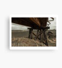 From Under Nimon's Bridge Canvas Print