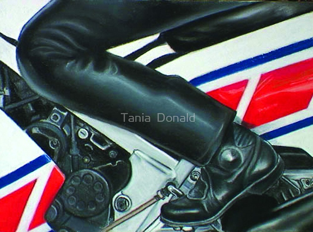 Merge by Tania  Donald