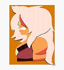 Pseudo Papercraft - Jasper Photographic Print