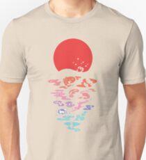 moon and fish T-Shirt