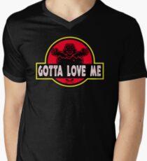 Gotta Love Me! Men's V-Neck T-Shirt