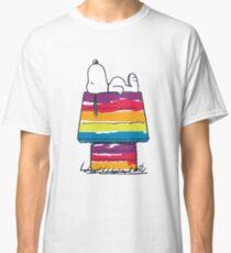 rainbow snoop Classic T-Shirt