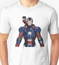 Iron Patriot Suit T-Shirt