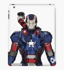 Iron Patriot Suit iPad Case/Skin