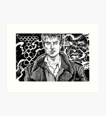 TORCHWOOD - CAPTAIN JACK Art Print