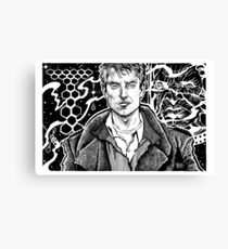 TORCHWOOD - CAPTAIN JACK Canvas Print