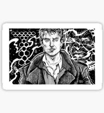 TORCHWOOD - CAPTAIN JACK Sticker