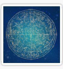 Zodiac Constellation Sticker