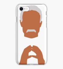 Shepherd Book - Man, Myth and Legend Firefly iPhone Case/Skin