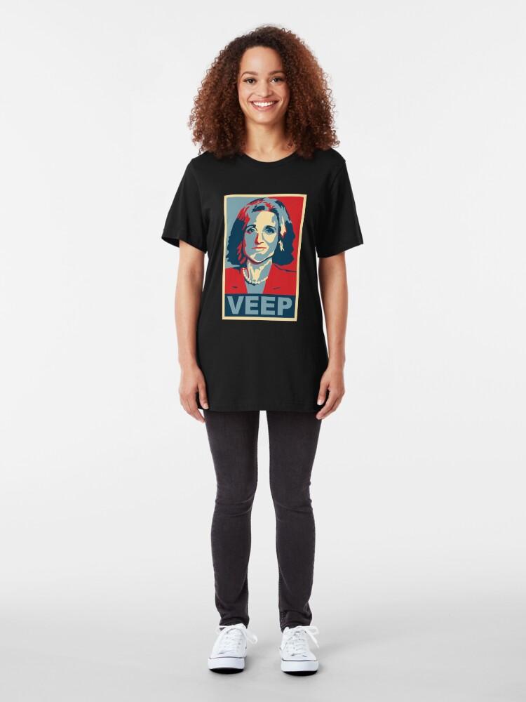 Alternate view of VEEP  Slim Fit T-Shirt