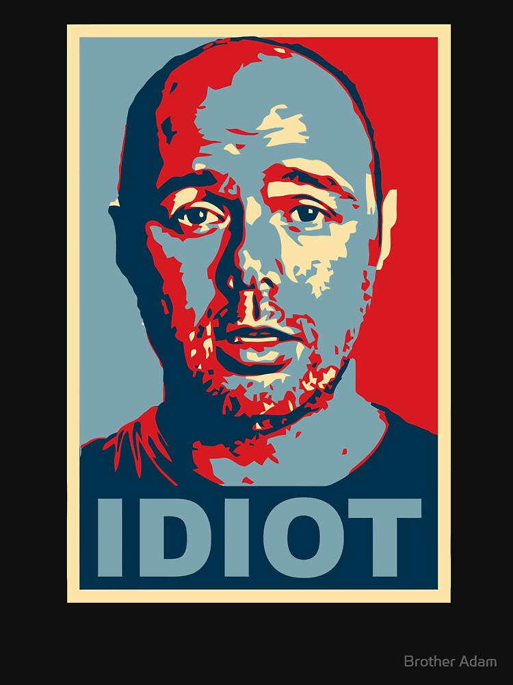 Idiot  by atartist