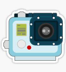 Fast Cam Sticker