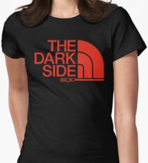 Come to this Side Women's Fitted T-Shirt