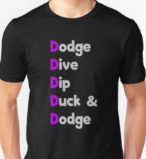 Dodgeball 5 D's T-Shirt