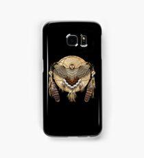 Red-Tail Hawk Dreamcatcher Mandala Samsung Galaxy Case/Skin
