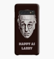 Happy as Larry  Case/Skin for Samsung Galaxy