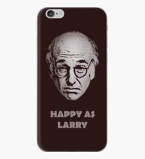 Happy as Larry  iPhone Case