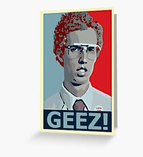 Napoleon Dynamite Greeting Card