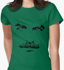 Tom Selleck - Magnum PI Women's Fitted T-Shirt