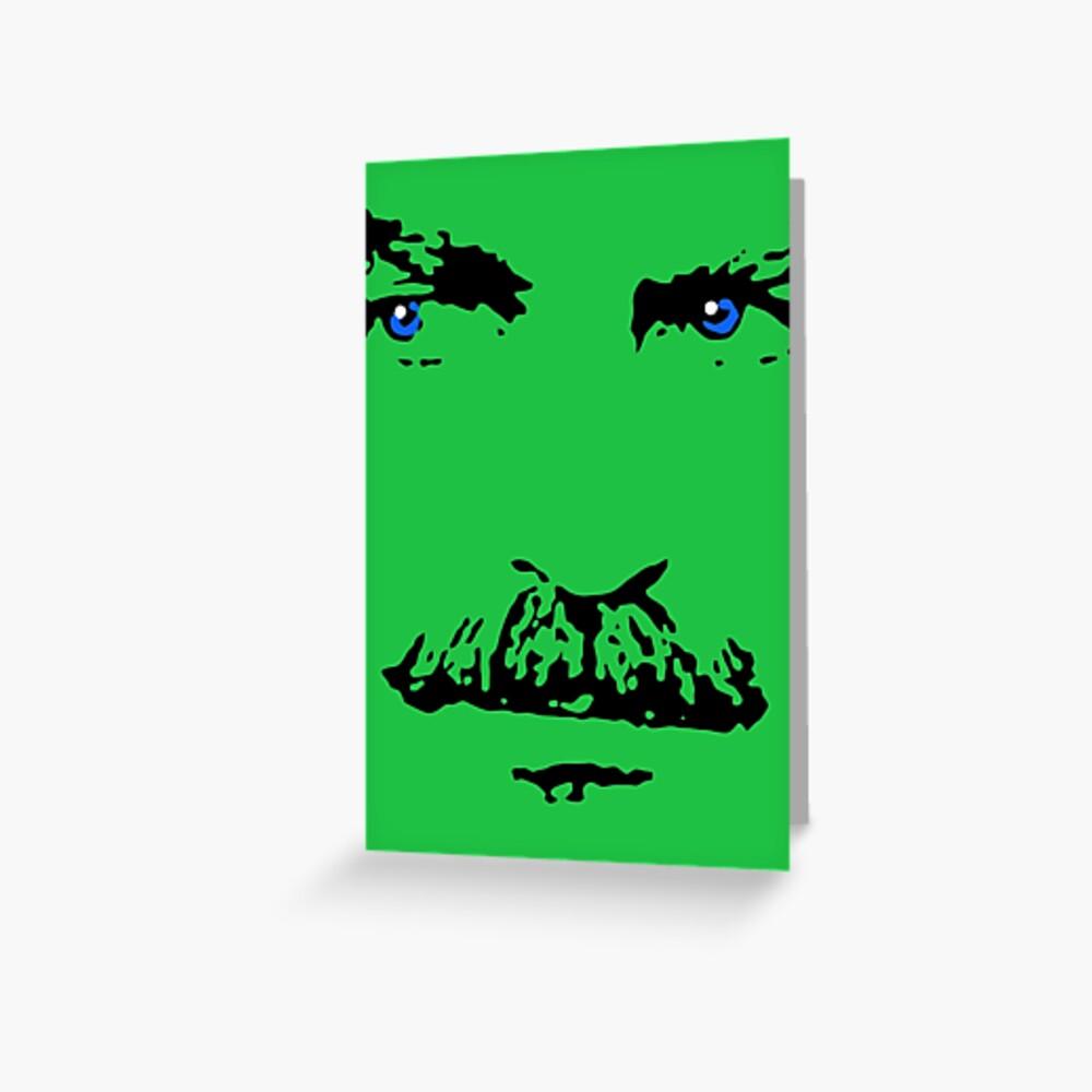 Tom Selleck - Magnum PI Greeting Card