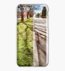 North Melbourne Street iPhone Case/Skin