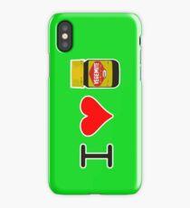 I Love Vegemite iPhone Case/Skin