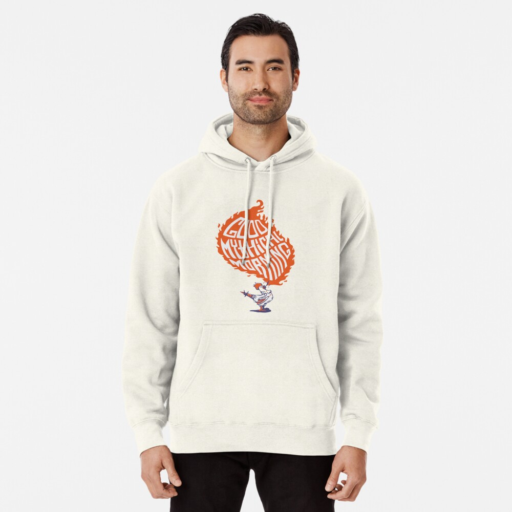 mythical Pullover Hoodie