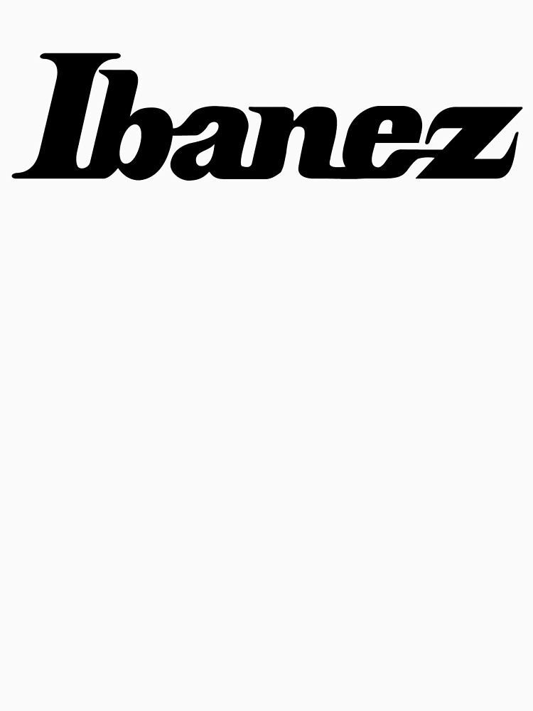 Ibanez T Shirt By Pijam