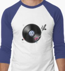 VW Tuning Men's Baseball ¾ T-Shirt