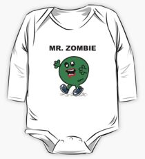 Mr Zombie One Piece - Long Sleeve