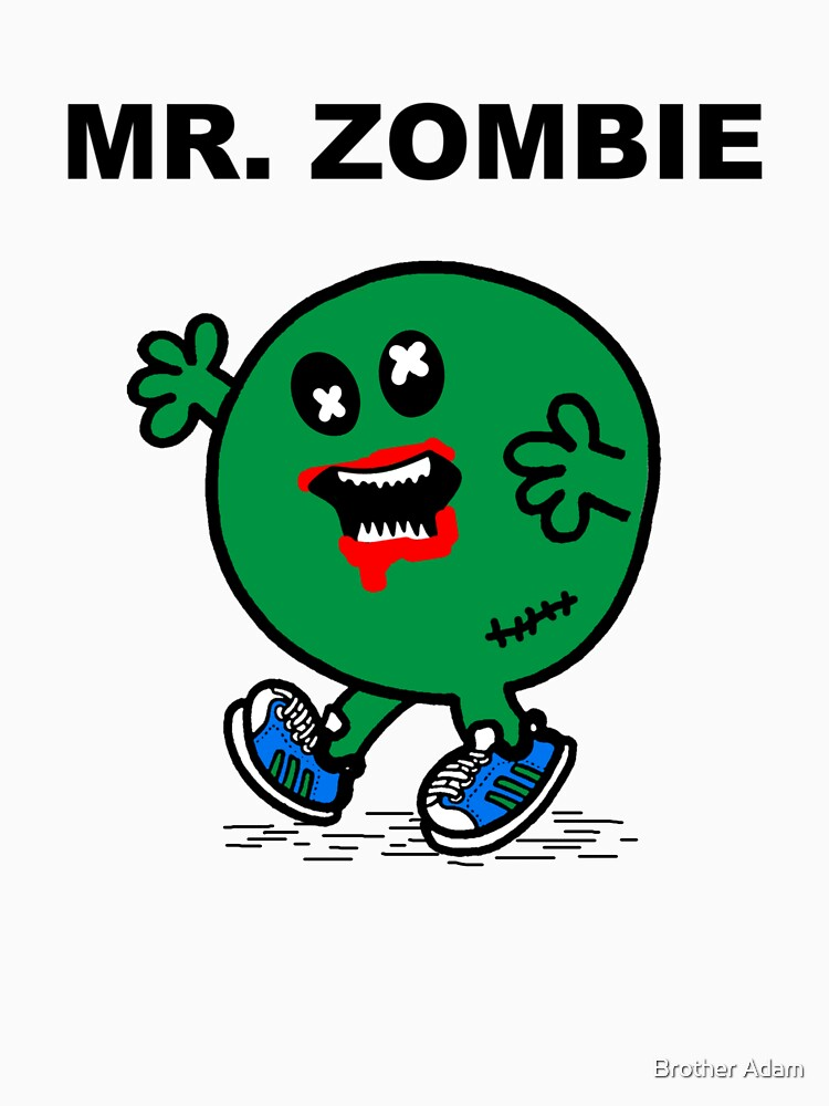 Mr Zombie by atartist