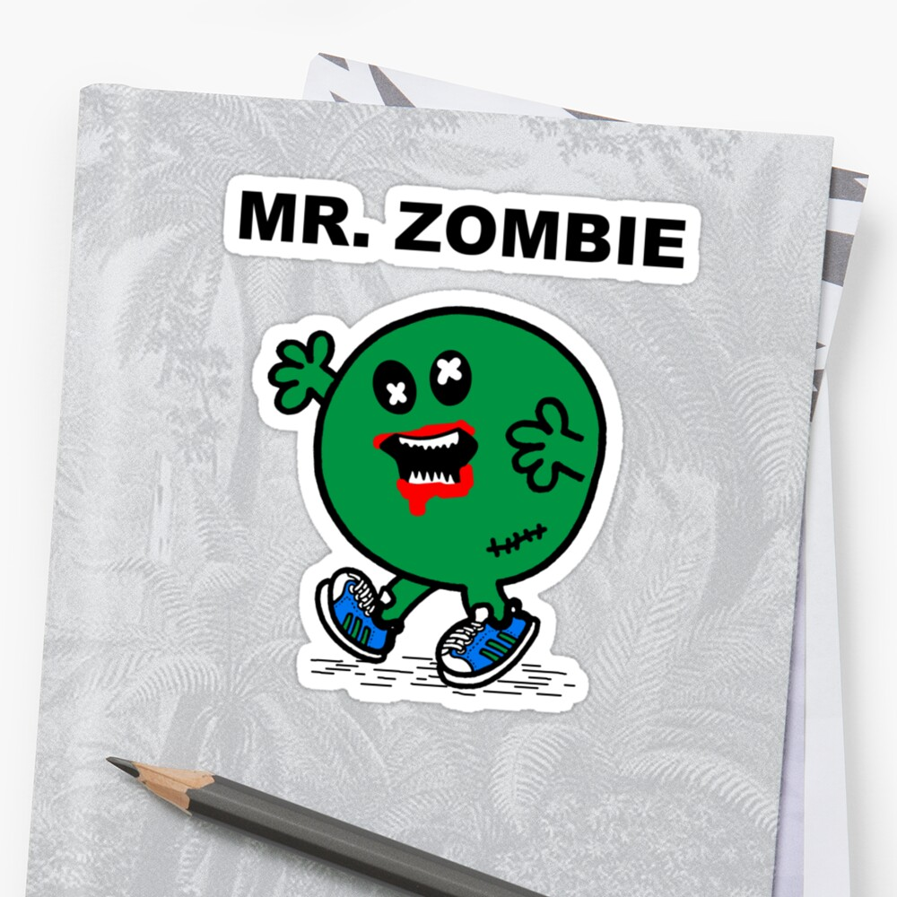 Mr Zombie by Brother Adam