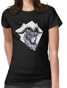 g(l)oat Womens Fitted T-Shirt
