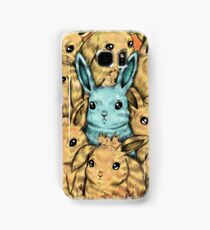 Bunny Blue Samsung Galaxy Case/Skin