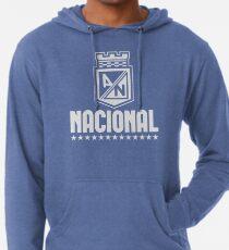 Sudadera con capucha ligera Atlético Nacional Colombia Medellín Futbol Soccer - Camiseta Postobon